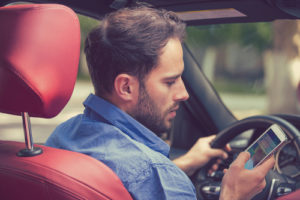 distracted driving accident lawyer hazlet new jersey