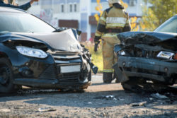 Multi-Vehicle Car Accident – What Happens Afterwards?