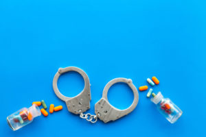 Common Charges for Drug Offenders That Are Not Violent Offenders