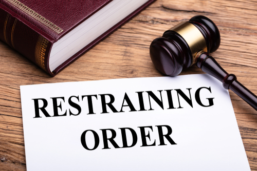 how to fight a restraining order in new jersey